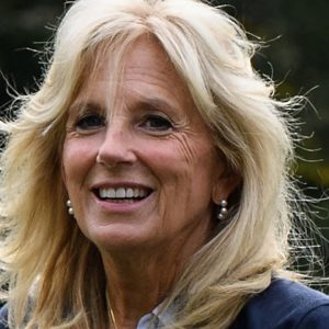 First Lady Dr. Jill Biden Stumps For Phil Murphy In New Jersey Governor Race