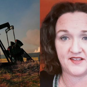 'That Is Not Acceptable To Me': Katie Porter Rips Oil Companies For Avoiding  Decommissioning Costs