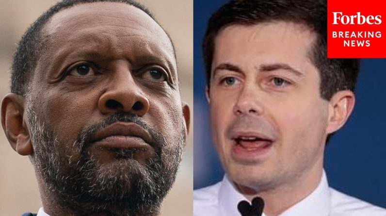 Brian Kemp Blames Buttigieg Being 'On Leave,' Brian Kemp For Goods Shortages