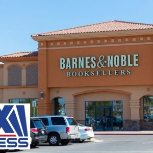 Barnes & Noble CEO on how supply chain issues impact his company