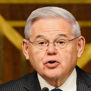 Bob Menendez Discusses Foreign Aid To Afghanistan