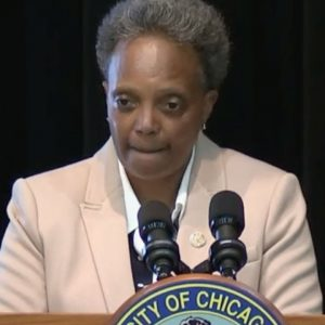Lightfoot Pushes Back On Chicago Police Union, Demands City Workers Upload Vaccine Status By Friday