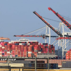 White House Announces Doubling Of Capacity At US Ports To Combat Backlogged Supply Chains