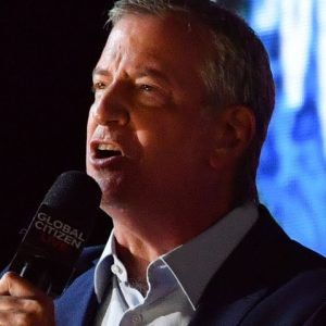 'We Are Now One Of The Safest Places In The Entire Country': de Blasio Touts Vaccination Milestone