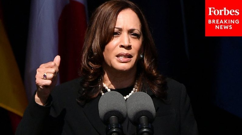 'We Should Be Doing A Much Better Job': Harris Advocates For Higher Wages For Home Health Workers