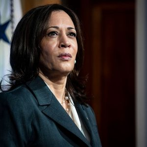 'It's Just Not Right': Kamala Harris Advocates For Paid Family Leave