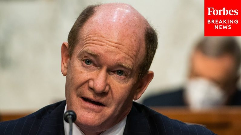 Chris Coons Applauds Bipartisan Leadership For Addressing Clean Drinking Water Issues