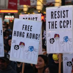GOP Rep Details History Of US Efforts To Counter Chinese Oppression Of Hong Kong